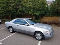 Mercedes W124 Coupe (220CE)