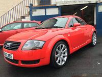 Audi TT MK1 225BHP