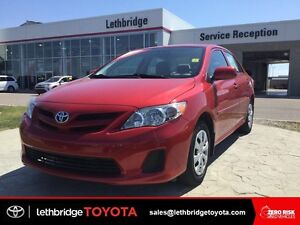 Toyota Certified 2013 Toyota Corolla CE - EXTENDED WTY!
