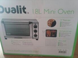 Dualit Mini oven & grill