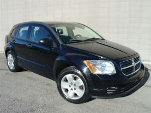 2007 Dodge Caliber SXT. WOW! Only 134000 Km! 5 speed manual!