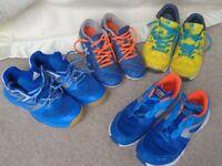 Bundle of Boys sport shoes Size 2.5