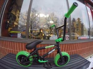 BRAND NEW Rocker Mini BMX @ Harvester Bikes CANADA'S FIRST MINI BMX STORE