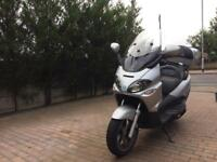 Piaggio X9 500 2002 only 11,000 miles on clock!!!