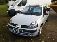 RENAULT CLIO DCI 2004 £30 A YEAR TAX!!