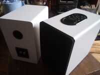 40watt bluetooth bookshelf speakers