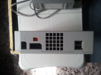 Wii with power supply and Fit board