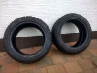 Winter Tyres - 195/50/R15 - Nearly New