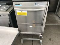 WINTER HALTER COMMERCIAL 1 PHASE CATERING DISHWASHER MACHINE TAKEAWAY KITCHEN SHOP RESTAURANT CAFE