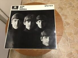 PS 3045 The Beatles with The Beatles LP sleeves 1963 VGC