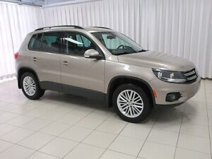 2015 Volkswagen Tiguan Special Edition 4-Motion All-Wheel Drive!