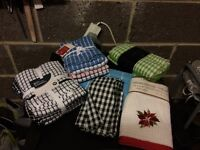 19 Brand New Tea Towels