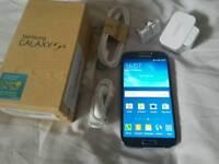 Samsung s4 (unlocked)