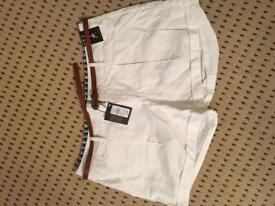BNWT chino Shorts