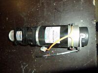 CMC PM Servo Motor JGHT-4921-2 W/ THOMSON NT23-010-P00-Q 34-611778-4132 Gear