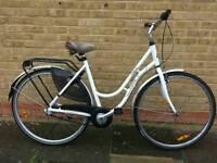 Cell Dutch ladies bike