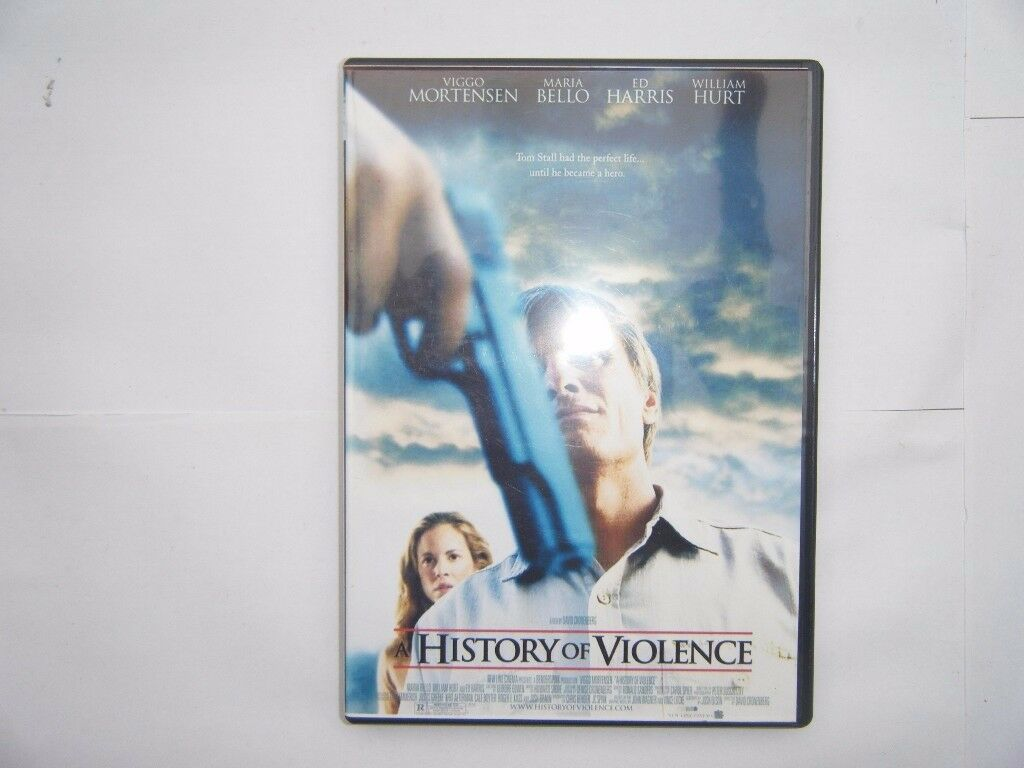 History of Violence. DVd. Used