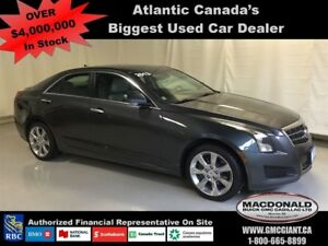 2013 Cadillac ATS Luxury AWD
