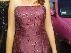 Stunning Prom Dress Size 6/8