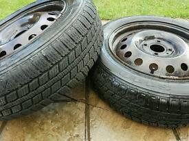 Snow winter tyres