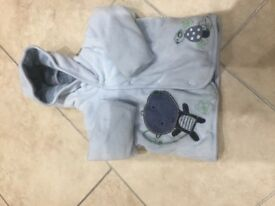 Marks and Spencer Petit Bebe winter coat Age 0-3 months