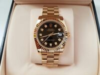 New Swiss Rolex Datejust Gold for sale!