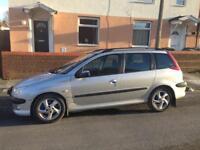 Peugeot 206 2.0 hdi , 2003
