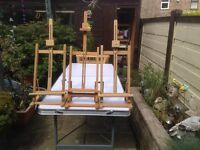 Artist Picture Easels