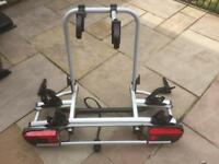Mini Countryman bike carrier