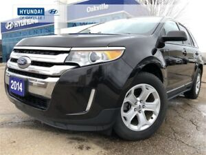 2014 Ford Edge SEL | 2.0L | NAVIGATION | PAN ROOF | POWER SEAT