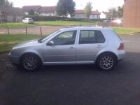 Volkswagen Golf 1.8T GTI **Low Miles** Great driving car, four good tyres, Must see car!