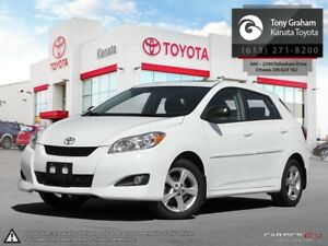 2014 Toyota Matrix AC+Cruise+Alloys+Sunroof
