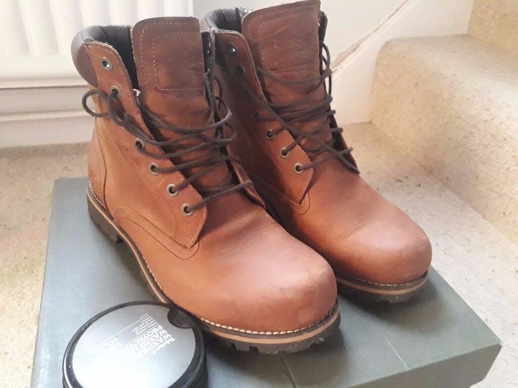 Timberland Earthkeepers Rugged 6 Waterproof Men S Size 11 5 Almost