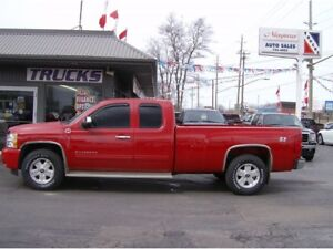 2013 Chevrolet Silverado 1500 EXT *LTZ*  LONG BOX 4X4