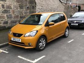 2012 Seat Mii 1.0 Sport petrol 3dr (like VW up & Skoda Citigo)