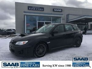 2013 Subaru WRX ONE OWNER ACCIDENT FREE NAV/HTD LEATHER SUNROOF Kitchener / Waterloo Kitchener Area image 1