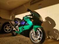 Kawasaki zx9r b2