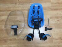 Thule Yepp Mini Child's Front Bike Seat + Windscreen
