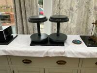 20 kg dumbbells ideal for home use .