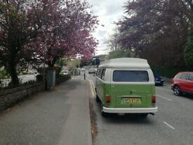 """""""VW Campervan"""""""