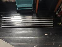 Ikea grundtal shelf 118cms