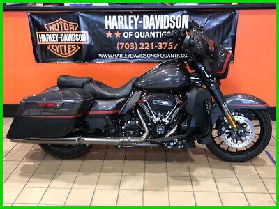2018 Harley-Davidson Touring CVO Street Glide 2018 Harley-Davidson Touring CVO Street Glide Used