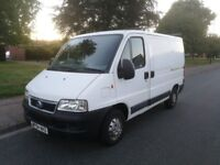 2004 FIAT DUCATO SWB VAN same as RELAY/BOXER with 5 MONTHS MOT, NO VAT – Only done 108k