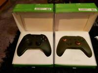 Xbox one controllers like new