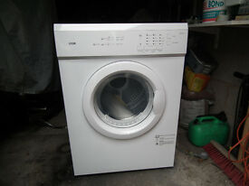 Big 7kg Tumble Dryer Logik 2000w As New