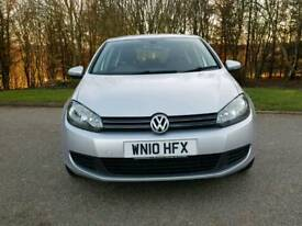 VW Golf 1.6L TDi Bluemotion