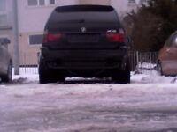 "BMWx5 3.0DieselSportTOPSPEC+AcSchnitzerBodyKit,SportsExhaust,20""alloys,2tv,VERY UNIQE.2700Quic sale"