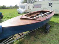 Sailing boat 14ft