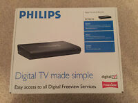 Philips Digital Freeview Set-top Receiver