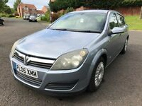 Vauxhall Astra 1.7 CTDI. Full MOT. Full Service history. Low mileage.